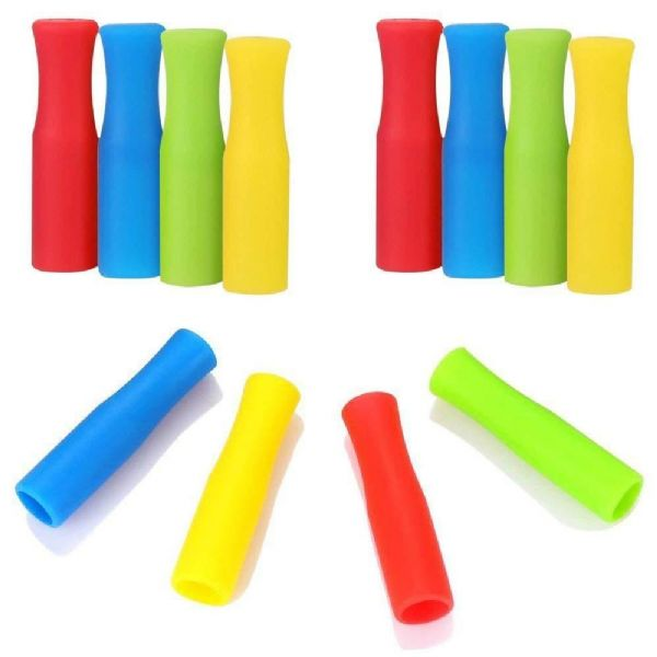 Silicone Straw Mouthpieces